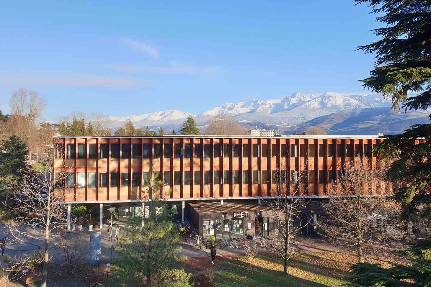 bâtiment Site Santé
